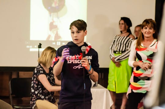 Ascension Episcopal School presents Design Challenge - Project Runway: Unconventional Materials Thursday, May 16, 2019.
