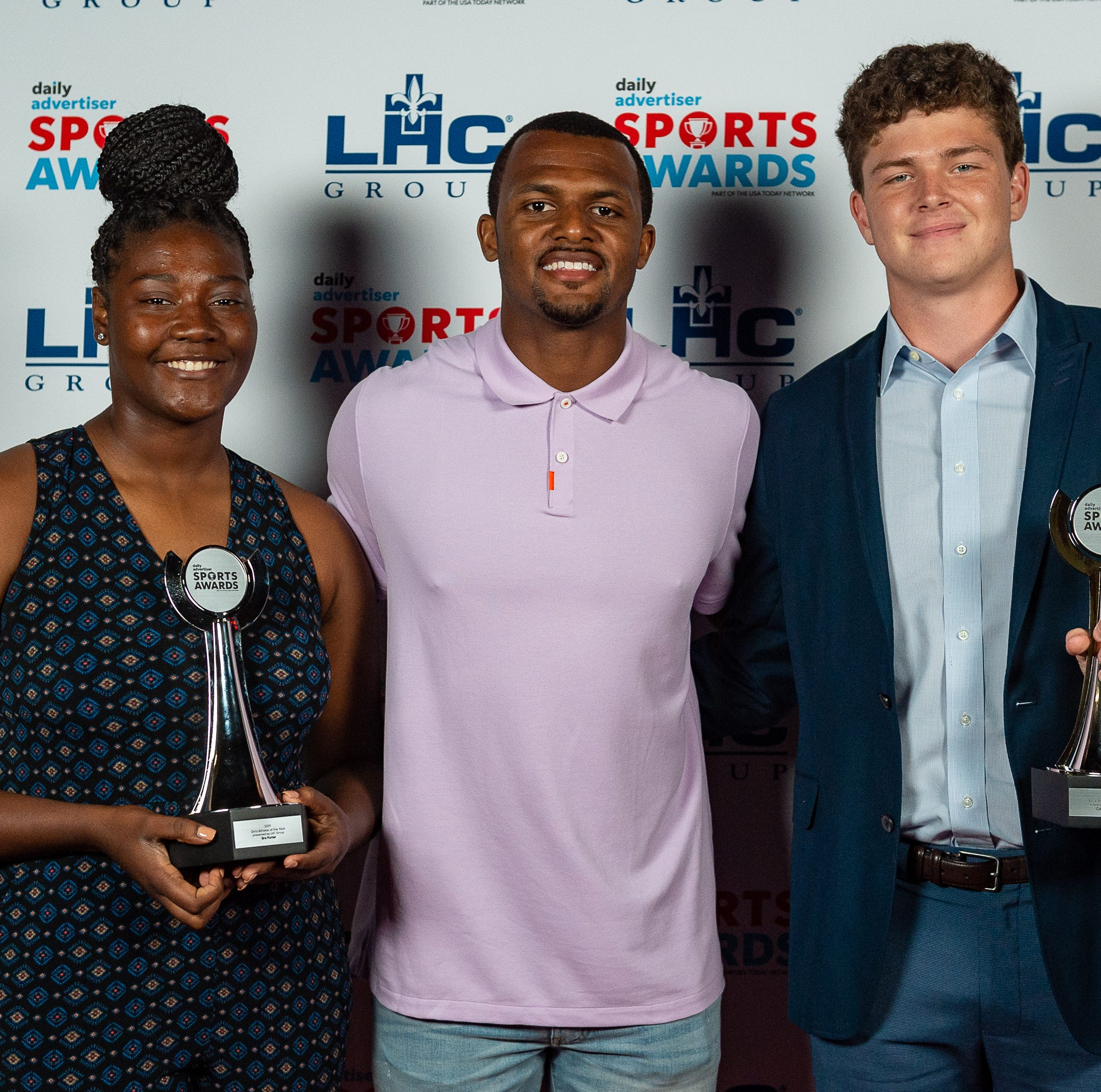 Daily Advertiser Sports Awards celebrates area's best high school athletes