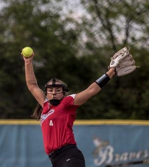 Olivia VanBuskirk of Ridgedale earned first team All-Ohio honors for the 2021 season.
