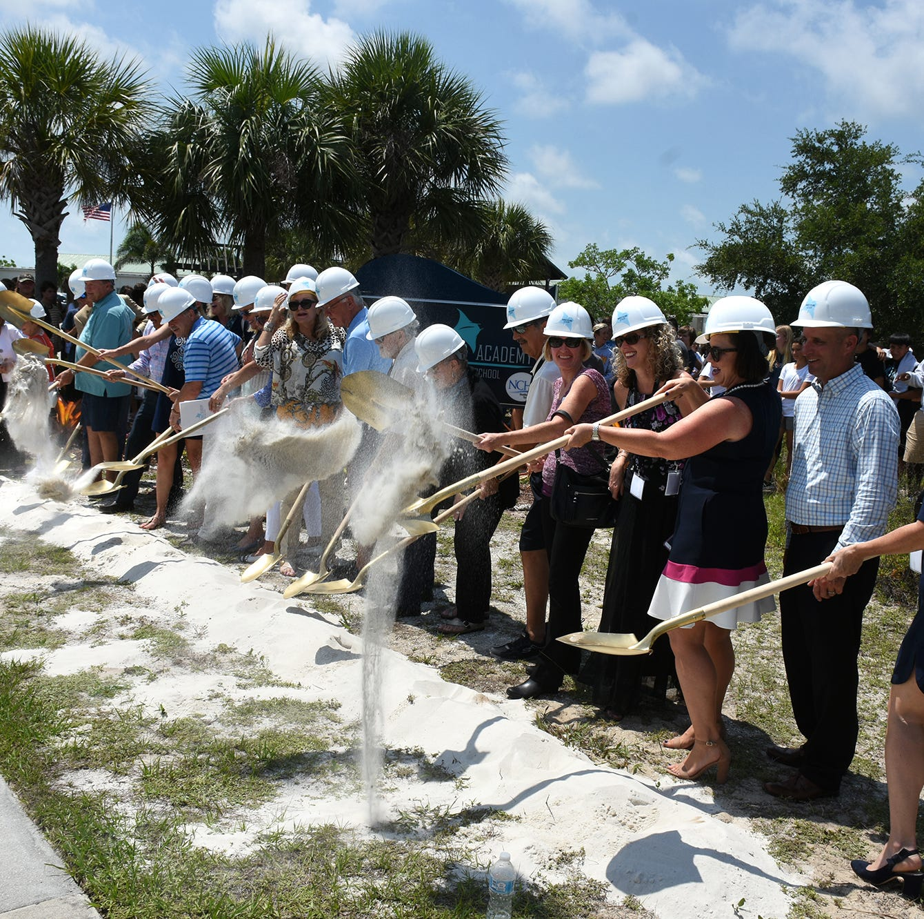 Marco Island Academy breaks ground for new permanent campus
