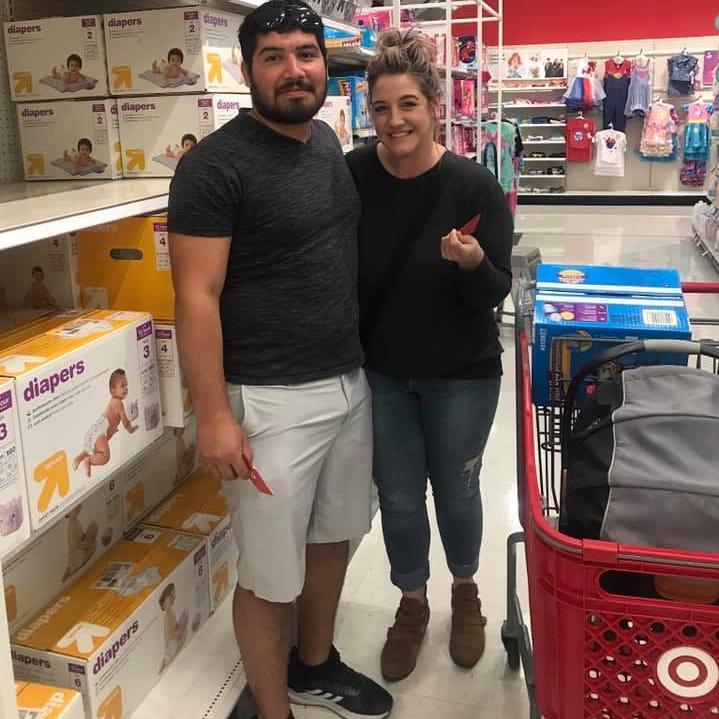 The West Allis Powerball jackpot winner gave a gift card to a random mom shopping at Target on Mother's Day