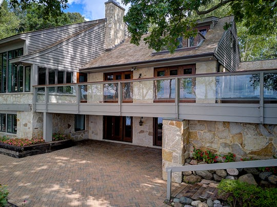 A home once owned by Quad/Graphics founder Harry Quadracci was recently listed for $3.5 million.