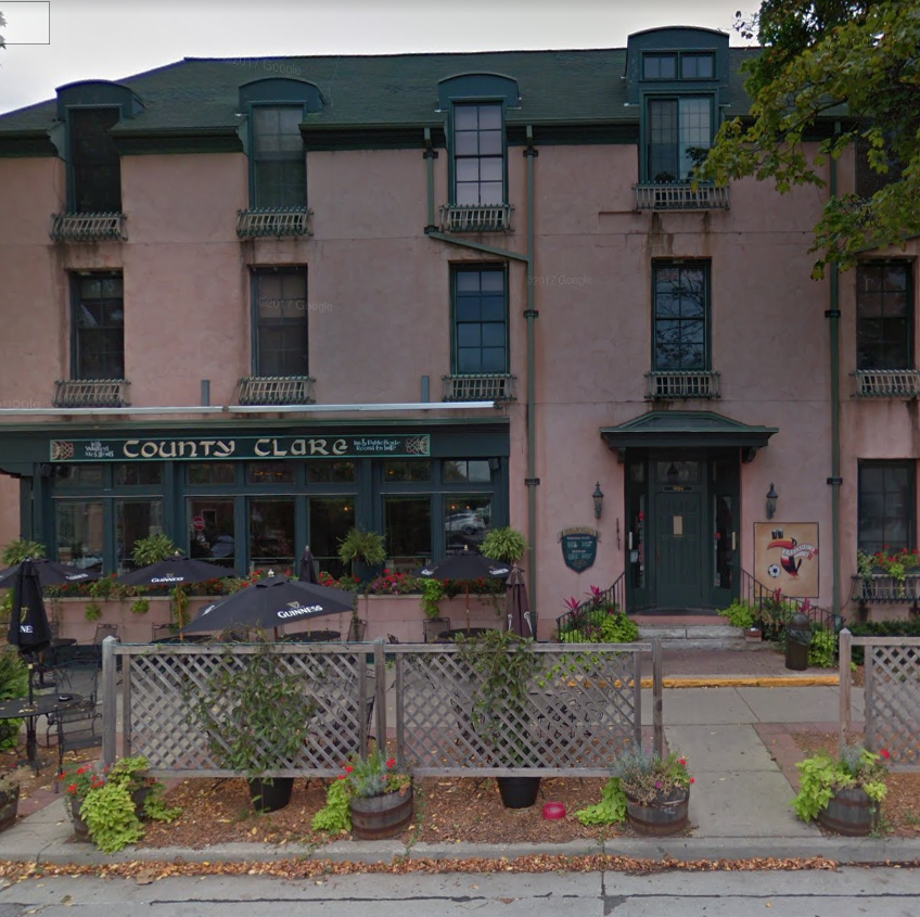 Ex-employee charged with stealing $92,000 from County Clare Irish Inn and Pub