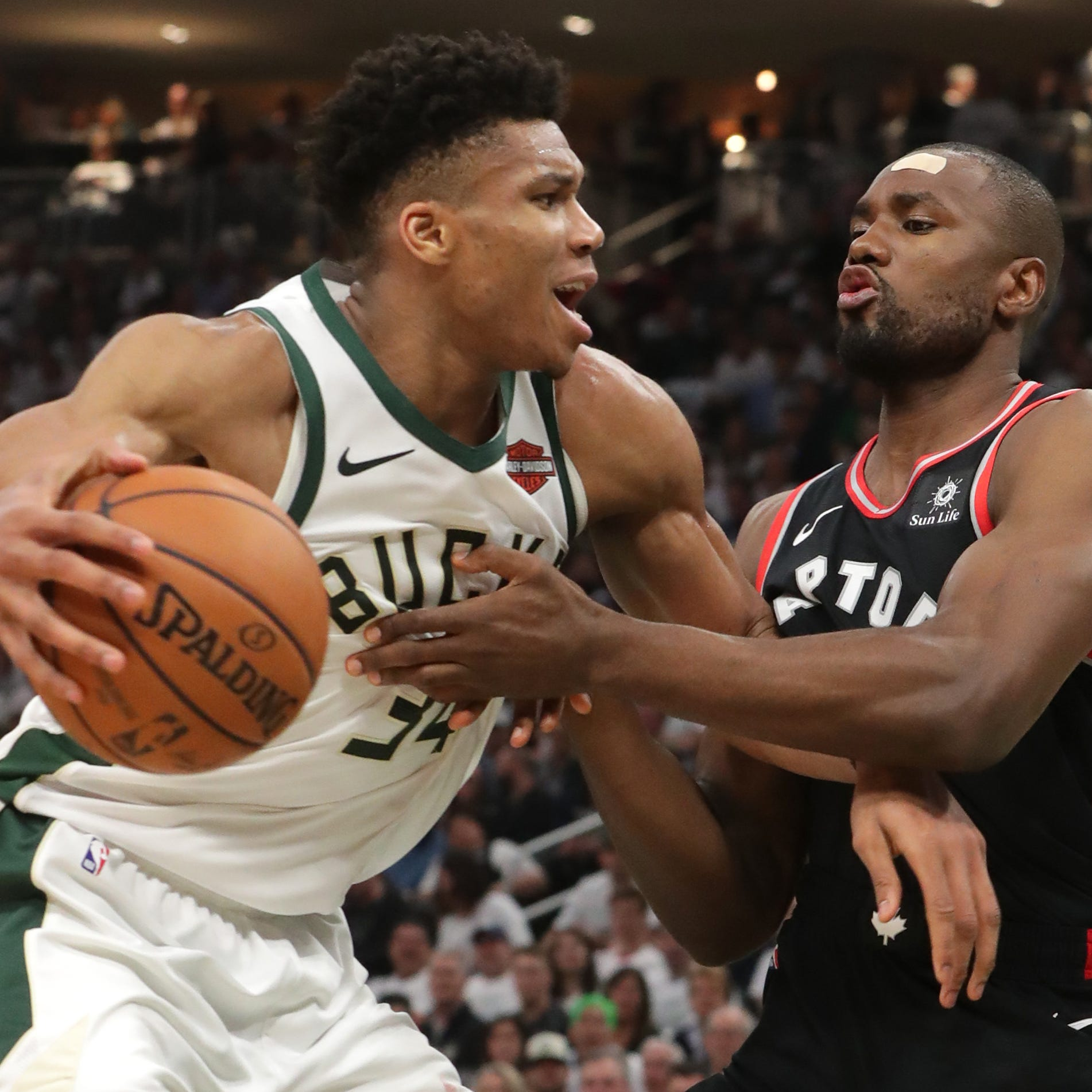 Bucks star Giannis Antetokounmpo could rule the East with LeBron James now with the Lakers