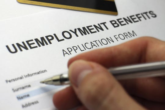 Unemployment claims are up amid the coronavirus pandemic.