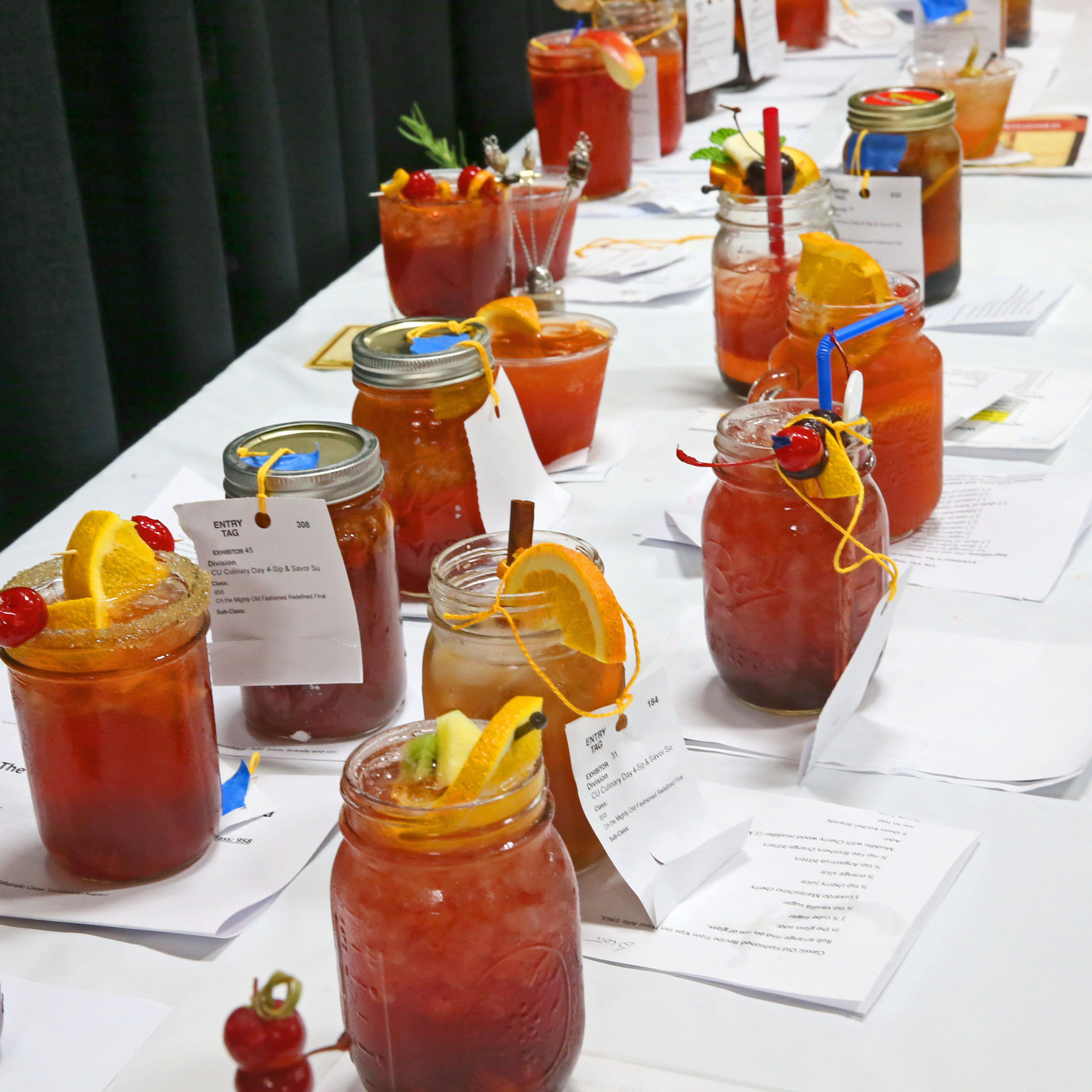 There's no cocktail category but still plenty of spirit in State Fair culinary contests