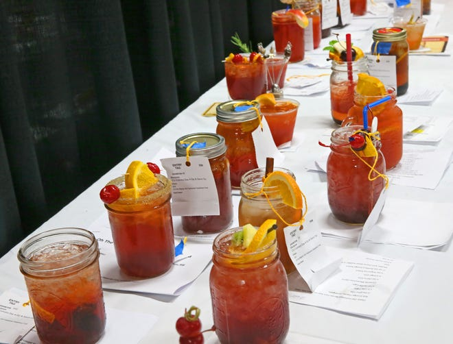 The 2016 Oh the Mighty Old Fashioned Redefined contest at the Wisconsin State Fair drew 38 entries.