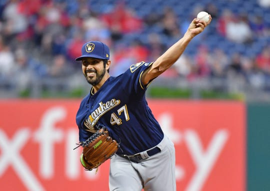 Gio Gonzalez will come off the injured list and return to the Brewers' starting rotation against the Arizona Diamondbacks.