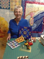 Darlene Landrum recently earned certification as a quilt show judge from the National Association of Certified Quilt Judges.