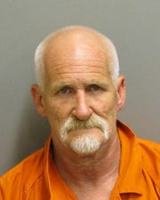 Robert Chandler was charged with trafficking.
