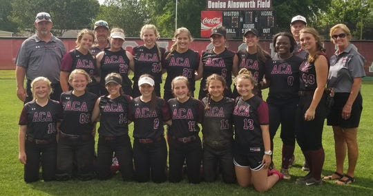 Alabama Christian earned the second qualifier berth at last week's South Regional.