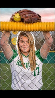 Holtville's Kaylyn Dismukes has compiled a 33-6 record in the circle with an ERA of 1.10 while limiting opponents to a .157 batting average.