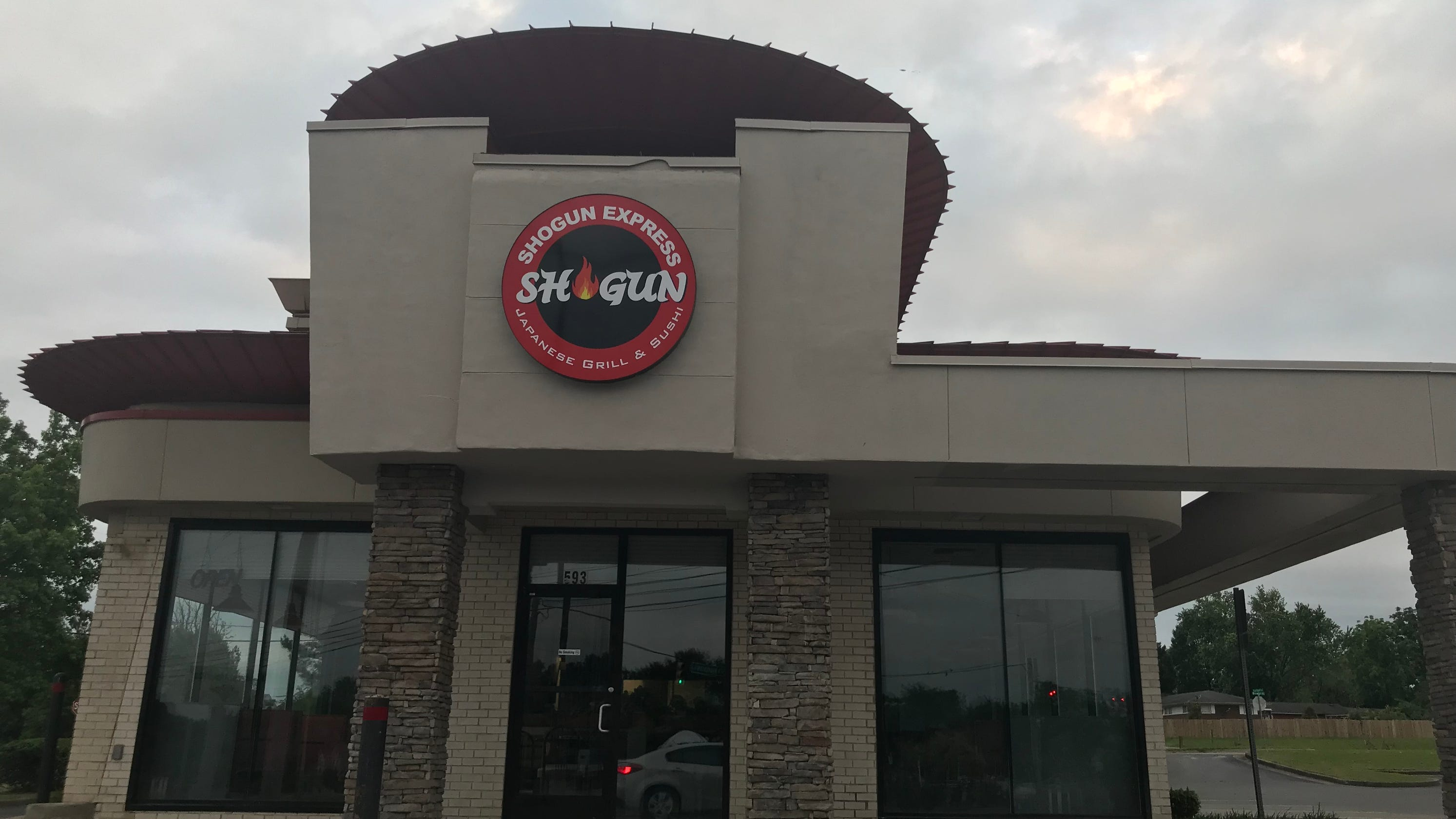 Shogun Express To Occupy Former Jack In The Box Smyrna