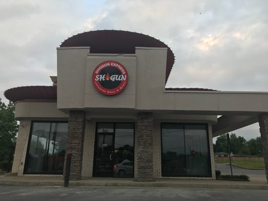 Shogun Express Japanese Grill and Sushi is coming soon to 593 S. Lowry St. in Smyrna.