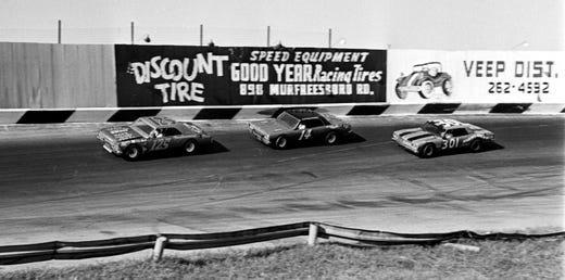 Nashville Speedway: Fairgrounds Eye Track Enterprises For