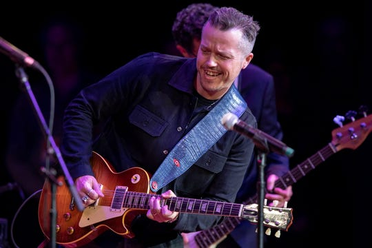 Americana star Jason Isbell will headline one of two Levitt Shell ticketed benefit Shell concerts on September 6.