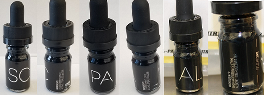 On May 15, 2019, the FDA has recalled Scalpaink SC, Scalpaink PA, and Scalpaink AL Basic Black Tattoo Inks (manufactured by Scalp Aesthetics) because it has been contaminated with microorganisms.