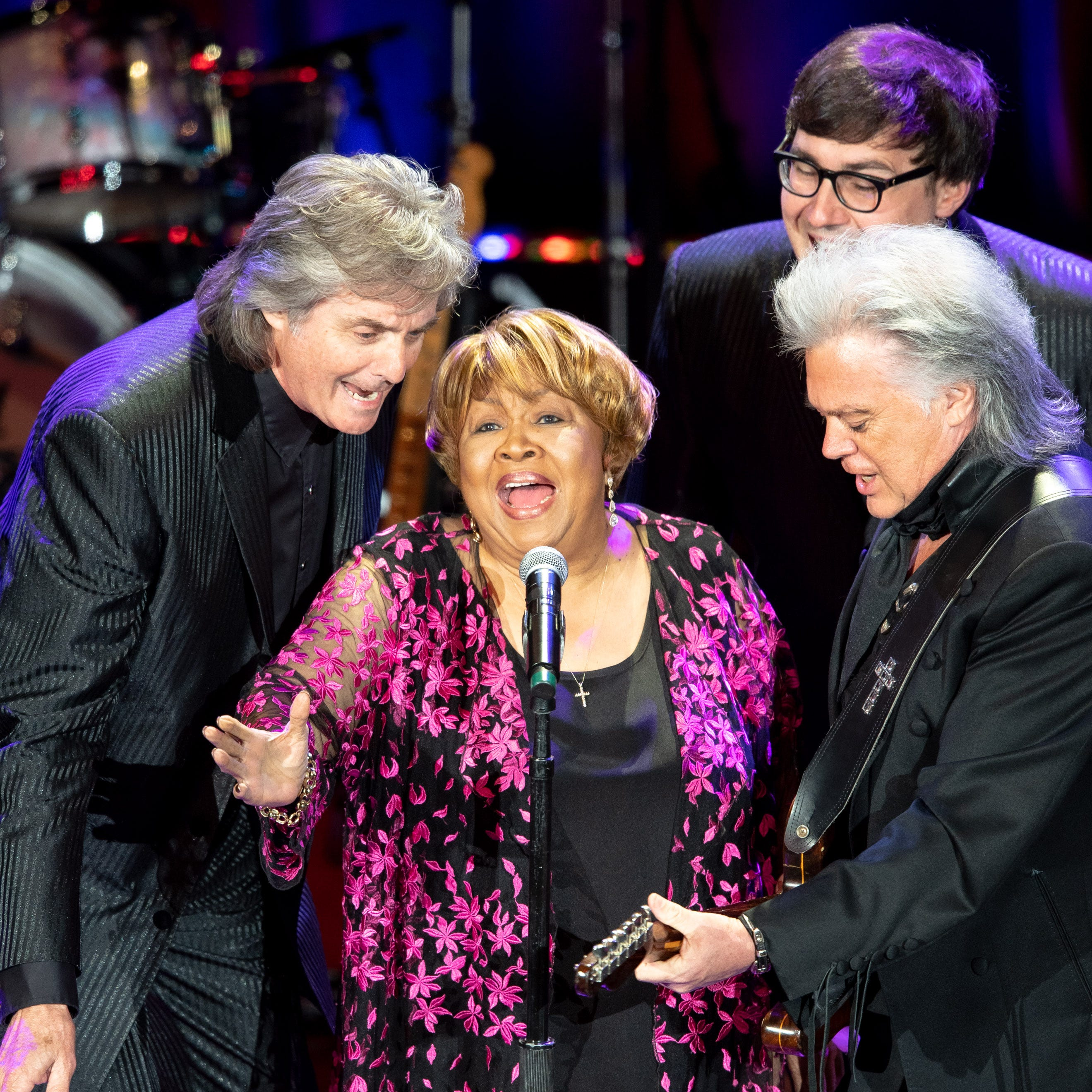 Mavis Staples and an all-star cast of friends celebrate her 80th birthday at the Ryman