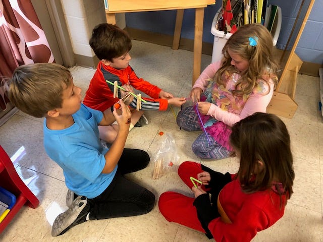 Station Camp Elementary School is one of 11 to receive Tennessee STEM School Designation.