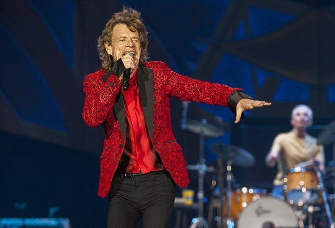 Mick Jagger and the Rolling Stones had to postpone concerts so the lead singer could deal with aortic valve surgery. Columnist Joe Phalon has his own history with heart surgery.  file photo Mick Jagger and the Rolling Stones had to postpone concert so the lead singer could deal with aortic valve surgery. Columnist Joe Phalon has his own history with heart surgery.