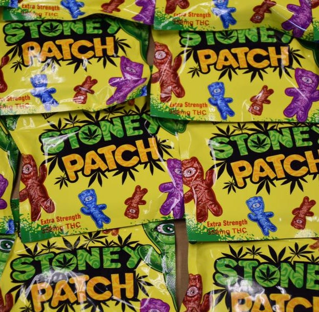 CCSO seizes 332 units of edible marijuana packaged like candy