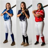 Here are the three finalists for the 2019 Naples Daily News Girls Softball Player of the Year award