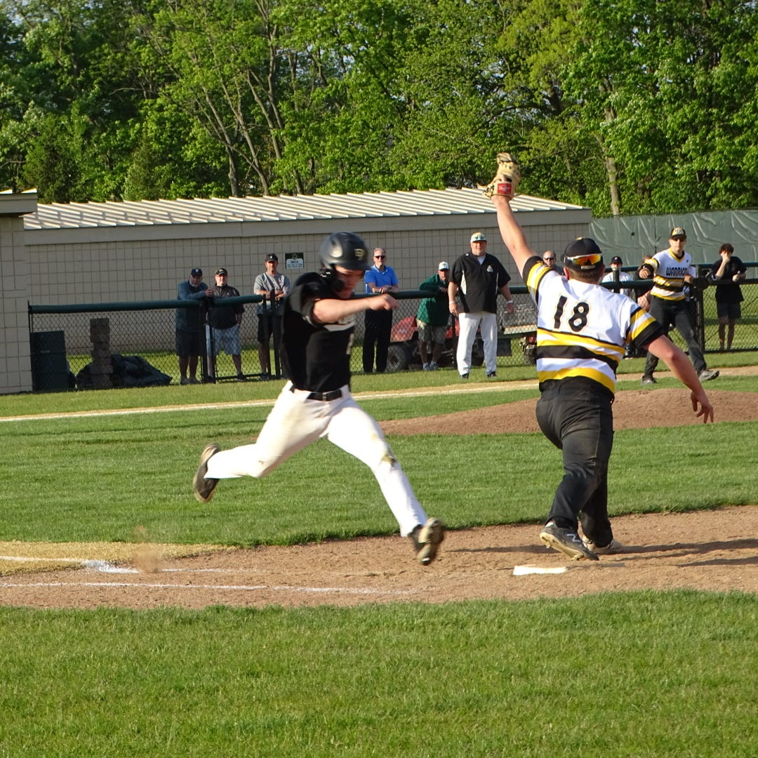 Watkins Memorial baseball refuses to die, eliminates Dublin Jerome