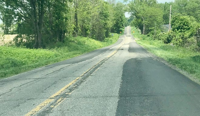 Dayton Road, north of Newark, will be resurfaced this year, Licking County Engineer Jared Knerr said.