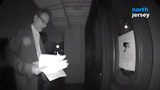 Kumburis knocked on residential doors looking to survey voters who had requested mail-in ballots.
