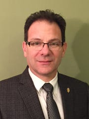 Harry Kumburis, who was elected to the Cedar Grove Township Council in 2015.