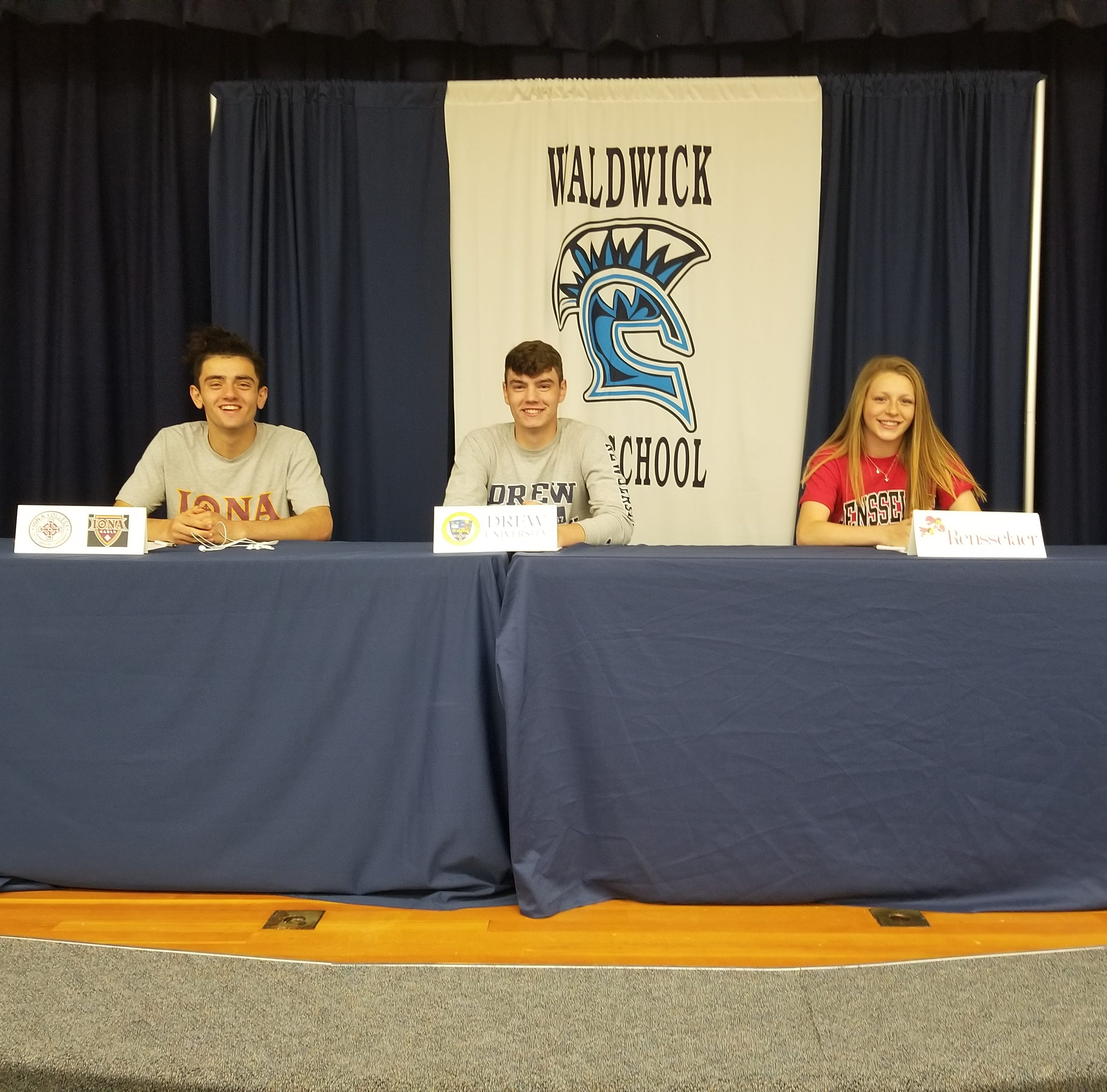 Signing Day: Waldwick, and A Man done wrong