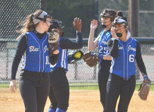 Mary Help held on for a 5-3 victory May 15 in North Haledon over NJIC Colonial rival Eastern Christian.