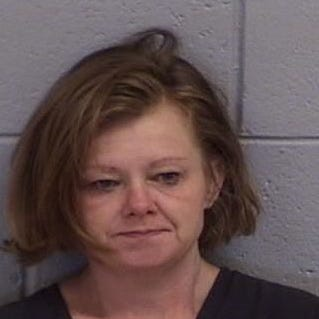 Woman accused of trafficking meth after narcotics found in bedroom