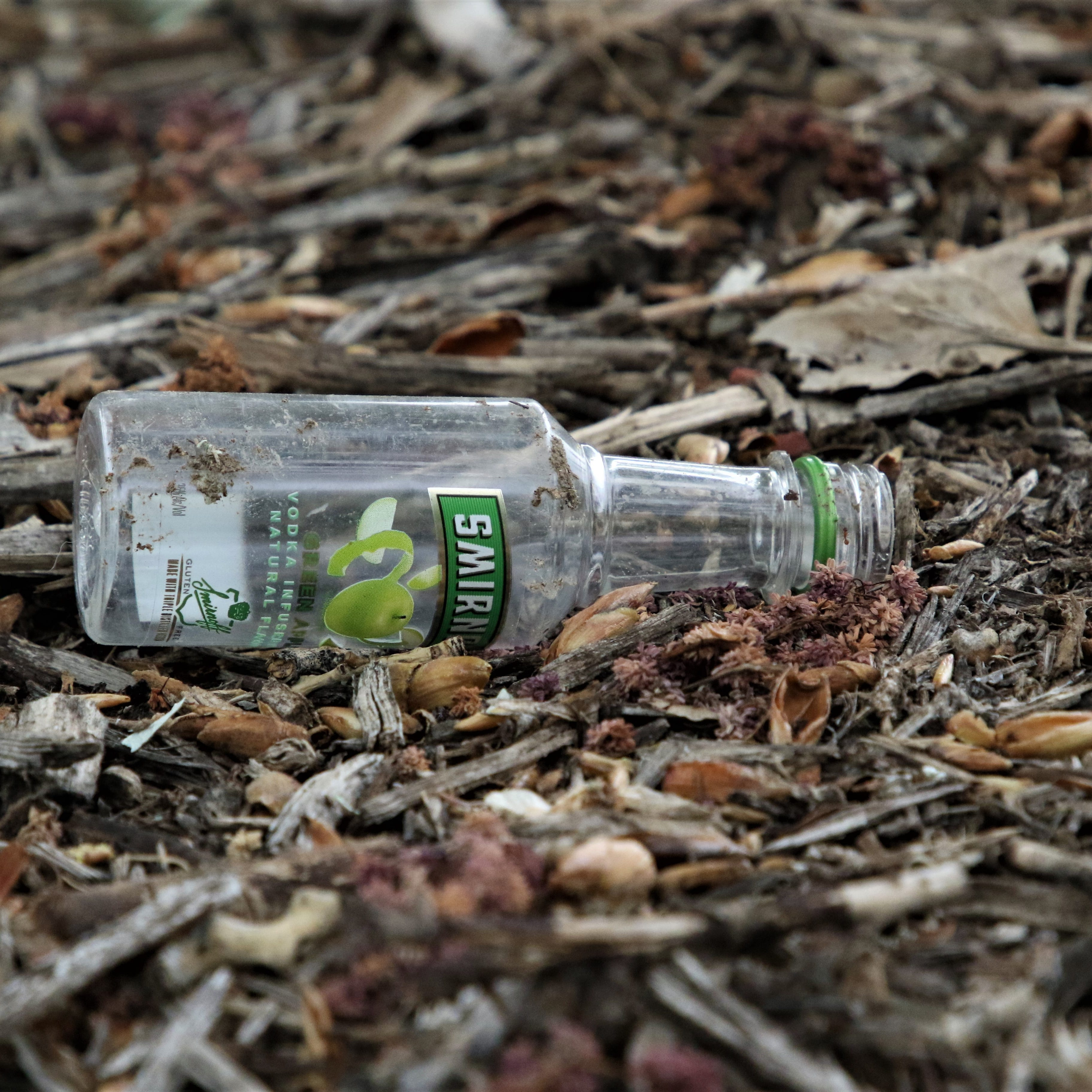 Mini alcohol bottles litter Farmington streets, parks. The mayor has proposed a sales ban.