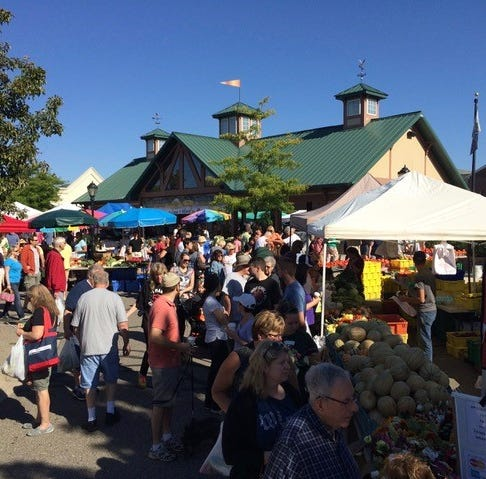 Downtown Farmington farmers market opens Saturday