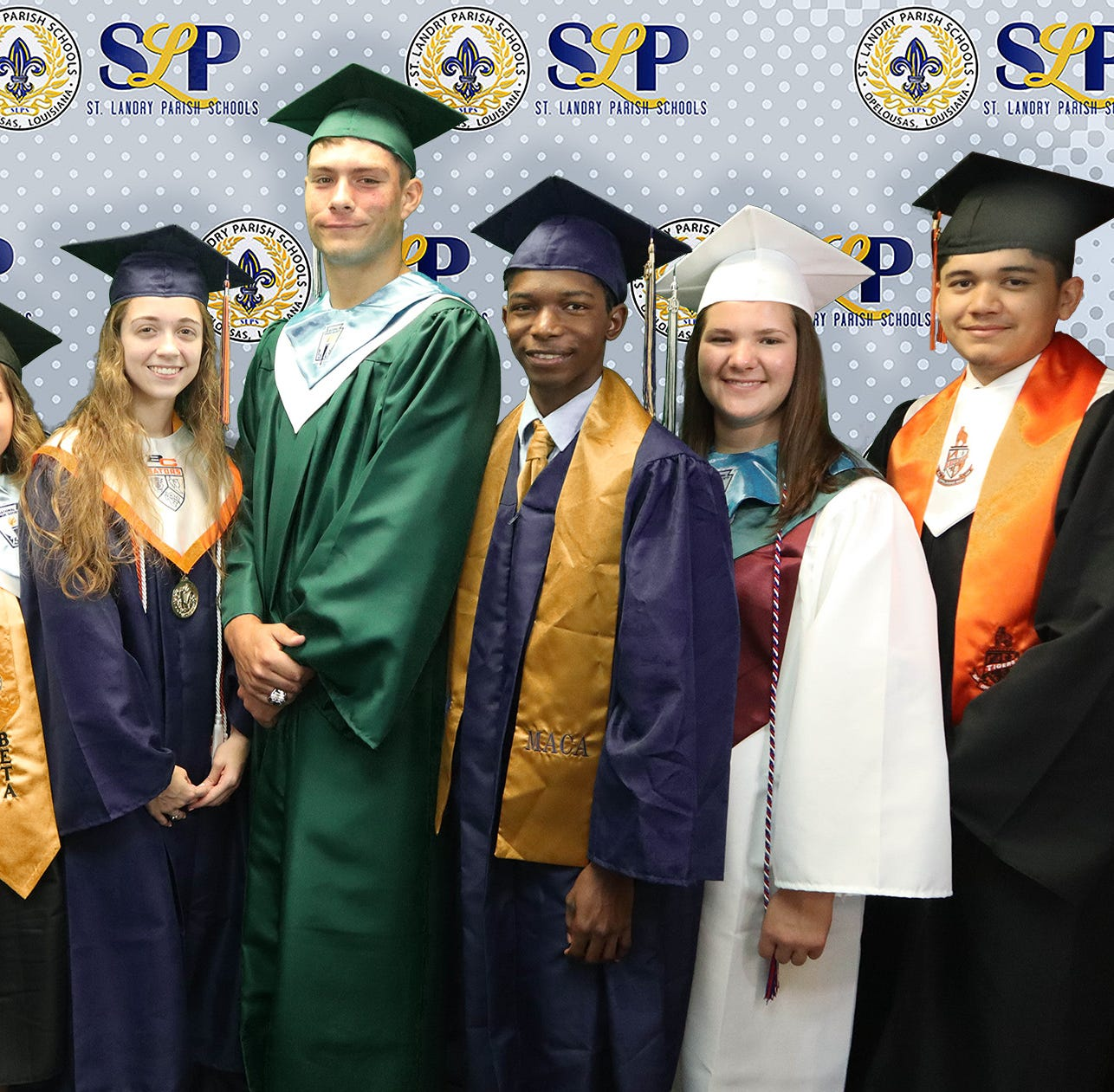 Meet the St. Landry Parish Class of 2019 valedictorians