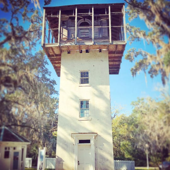 Goodwood Water Tower