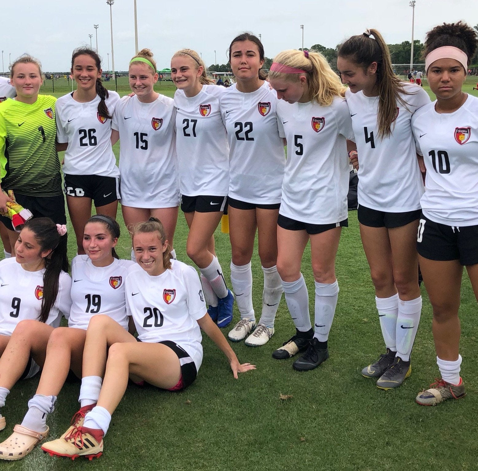 Three Gulf Coast Texans teams vying for titles in FYSA State Cup semis