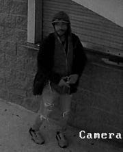The Escambia County Sheriff's Office has requested public assistance identifying this individual.