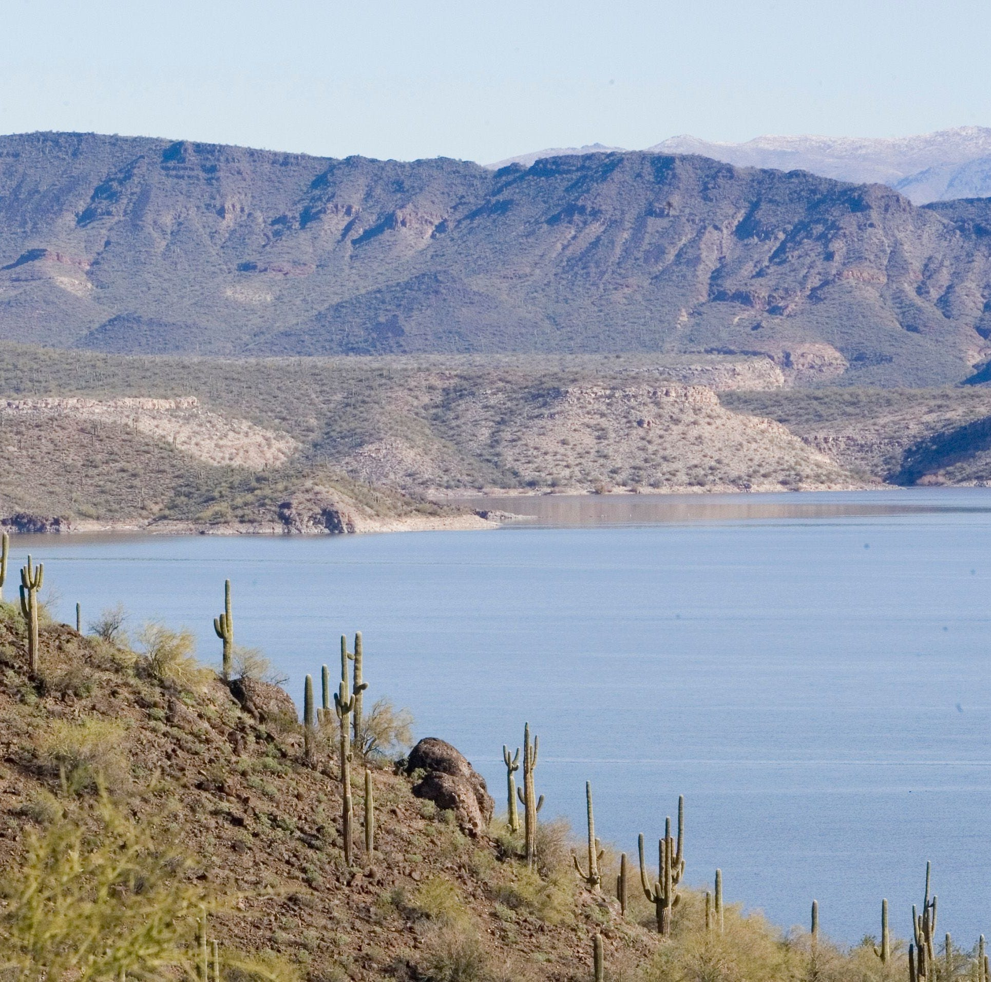 Man reported missing at Lake Pleasant after falling off watercraft