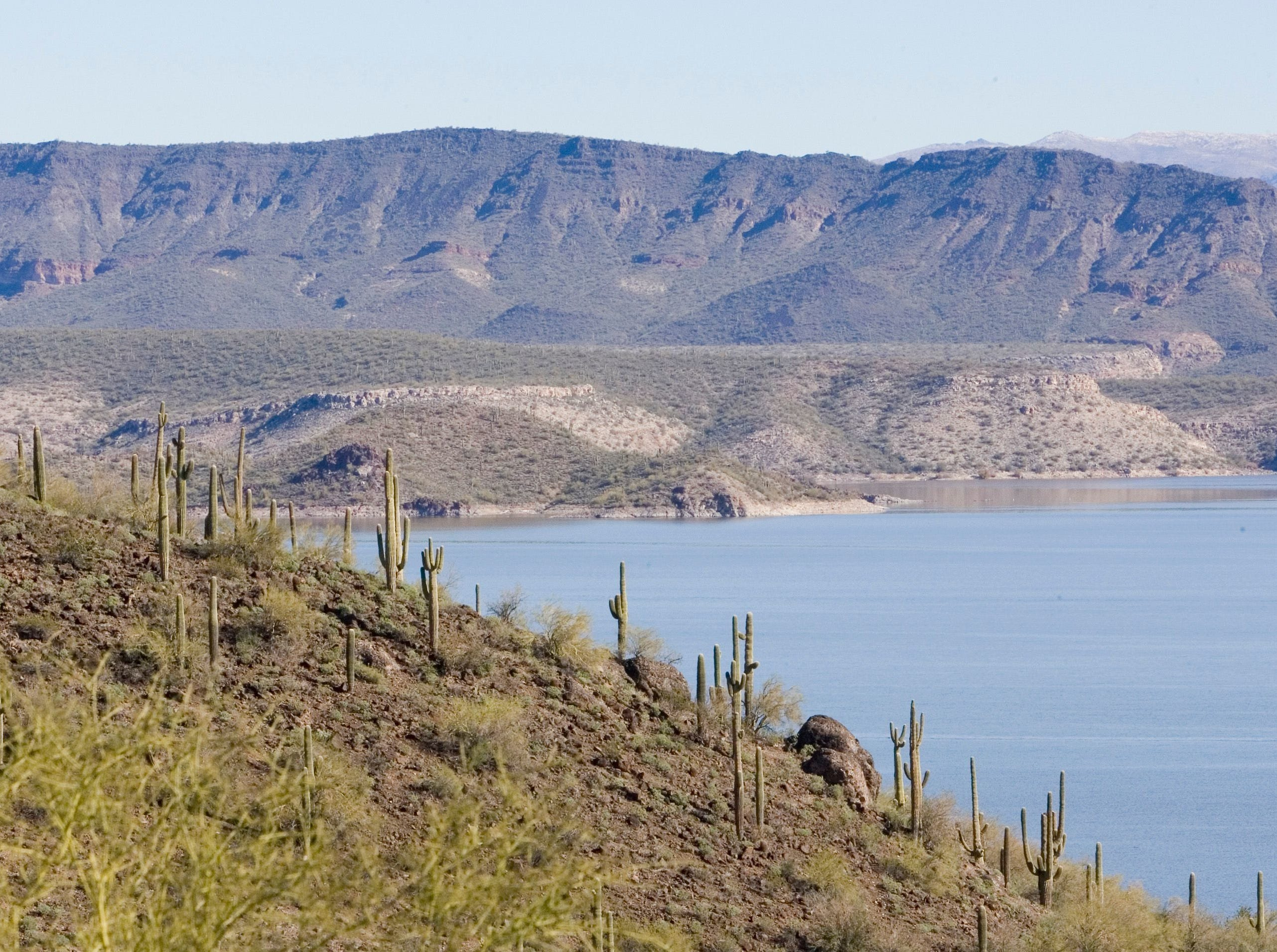 LEARN TO PREP FOR A HIKE: If you aren't quite ready to start hiking, head over to Lake Pleasant Regional Park for lessons in preparing for the desert, what to do if you get lost and other helpful information.