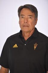 ASU track coach Greg Kraft.