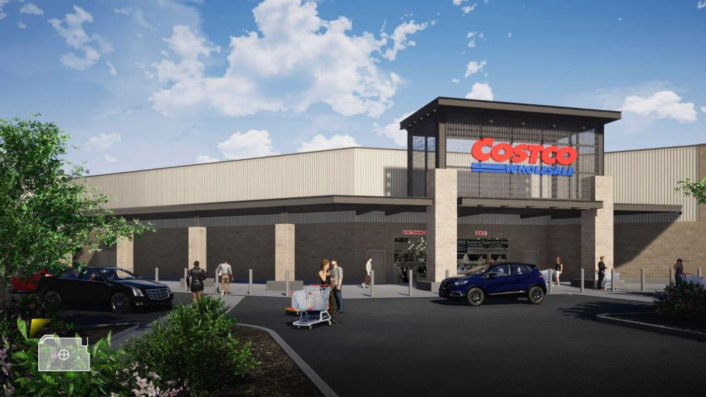 New Costco Locations 2020.New Surprise Costco Will Be Near Loop 303 City Documents Show