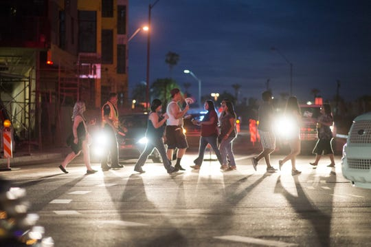 GO TO AN ART SHOW: Between the First Friday art walk, Third Friday events and other openings, there are plenty of opportunities to check out Phoenix's diverse art scene.