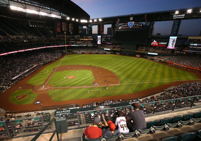 GO TO A DIAMONDBACKS GAME: The Diamondbacks offer some of the best deals in Major League Baseball and have plenty of home games. So head out to the ballpark. Try some of the new snacks while you're there.