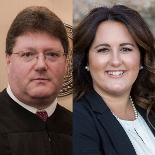 Franklin County has one MDJ race in the primary: Local attorney challenges incumbent