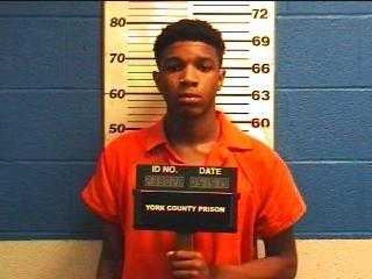 Christopher Johnson, arrested for criminal homicide.
