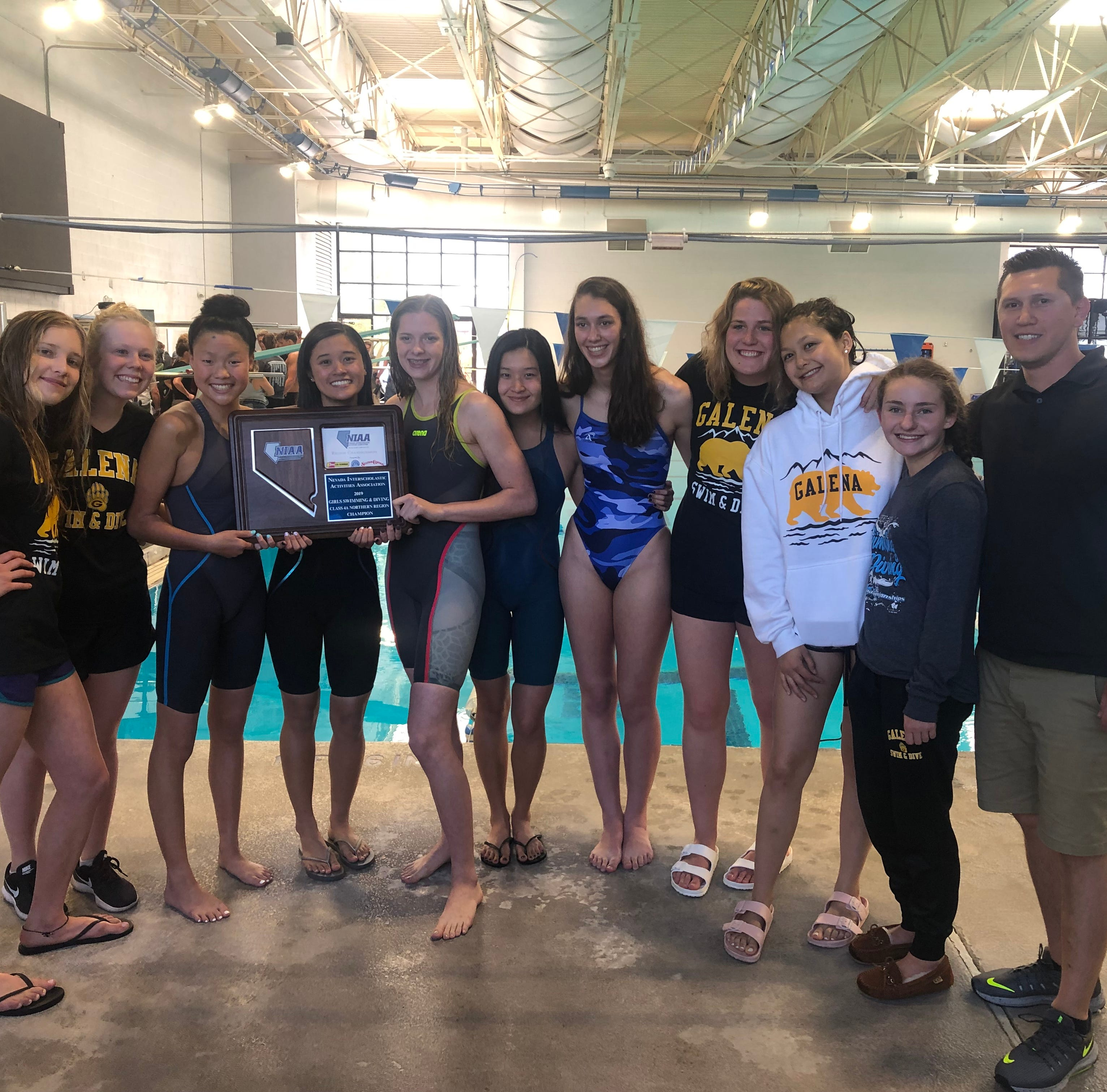 Records fall at Region swim meet; state meet set for Saturday