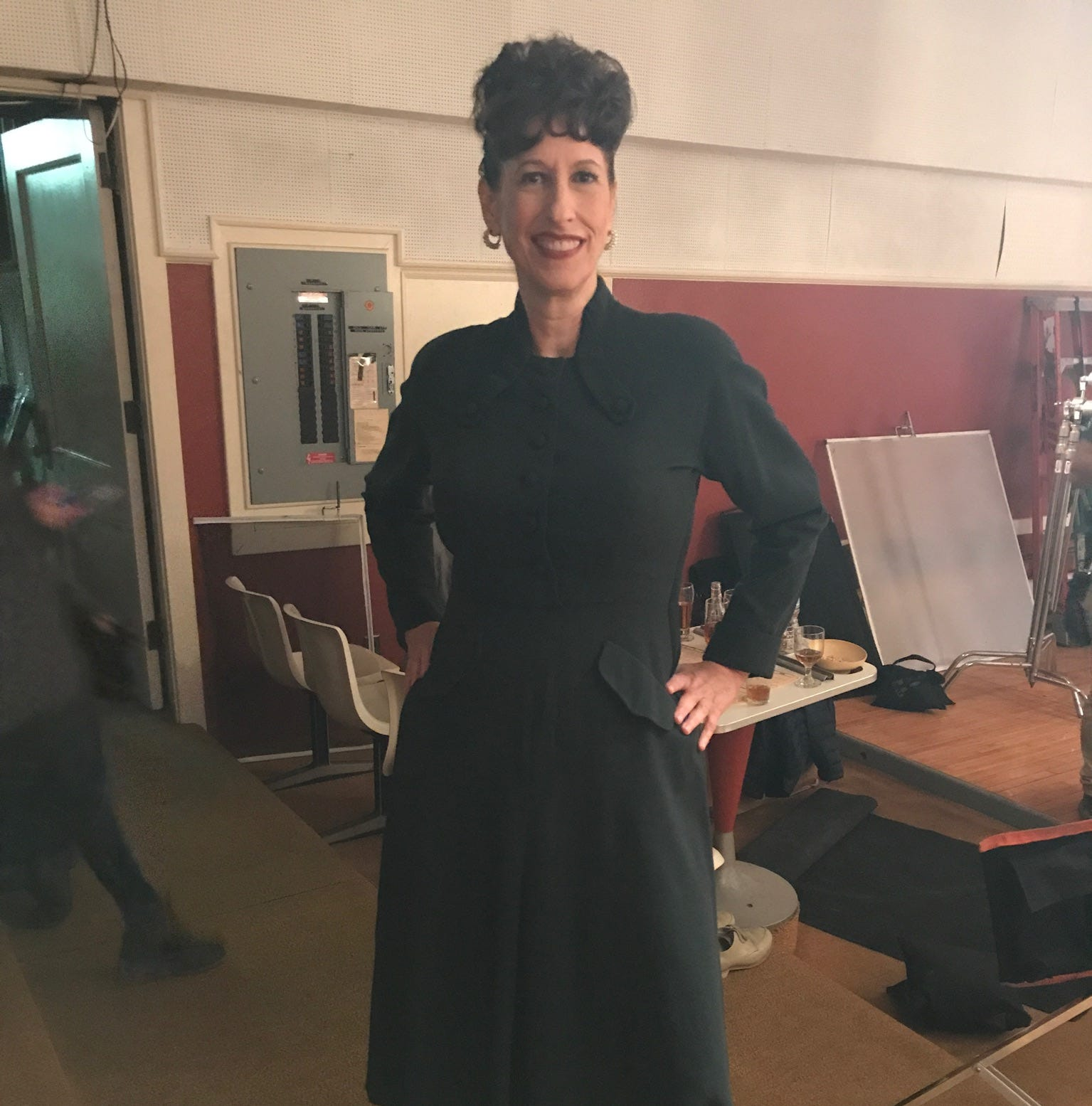 This Scottsville woman landed part in new Jeff Goldblum film. Then she got to dance with him.