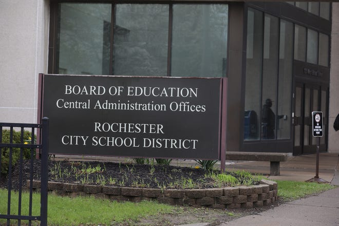 Rochester City School District's Board of Education Central Administration office is located on Broad St.